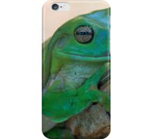 When you're smiling.... iPhone Case/Skin