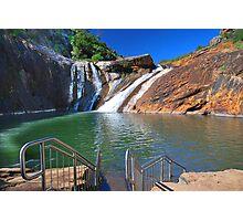 Serpentine Falls Photographic Print