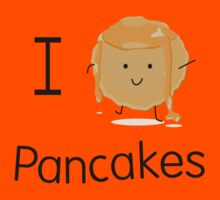 I love pancakes Kids Tee