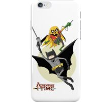 Adventure Time : Gotham , Batman iPhone Case/Skin