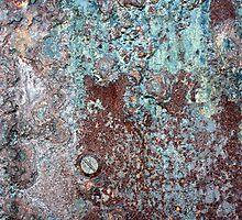 Napoleonic Rust by Catherine Hadler