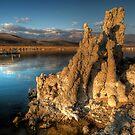 Morning at Mono Lake - -HDR by Dennis Jones - CameraView