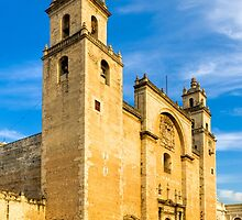 Above - Mérida Cathedral by Mark Tisdale
