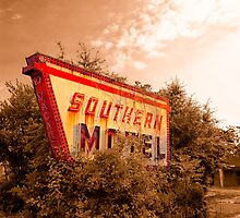 Sleeping At The Southern Motel by Mark Tisdale