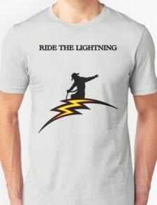 Ride the lightning Tshirt T-Shirt