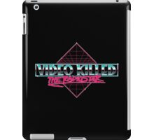 80's Called, They Want Their Tapes Back iPad Case/Skin