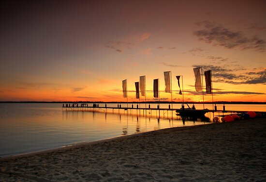 Pucka Bay by Qba from Poland