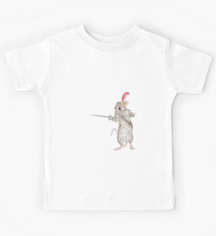 Narnia Reepicheep, the bravest of mice Kids Tee