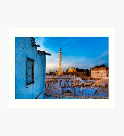 Ubiquitous - Minarets of Egypt Art Print