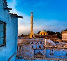 Ubiquitous - Minarets of Egypt by Mark Tisdale