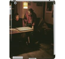 "Pub Games ""Shove Ha'penny"" 1985. iPad Case/Skin"