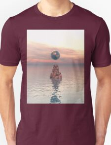 Earth Above The Sea Unisex T-Shirt