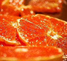 grapefruit by petrosyan