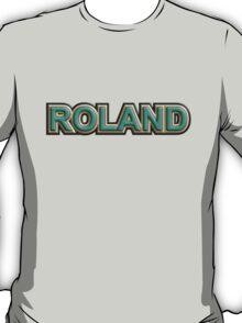 Cool Roland  T-Shirt