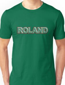Cool Roland  Unisex T-Shirt