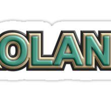 Cool Roland  Sticker