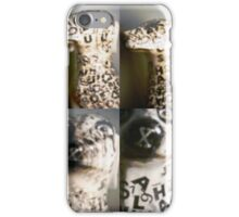 Pinhole 2.. iPhone Case/Skin