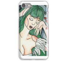 Videogame Babes #3 iPhone Case/Skin