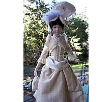 Avon Mrs. Albee doll Photographic Print