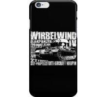 Wirbelwind iPhone Case/Skin