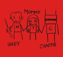 Daddy Mommy Chappie Kids Clothes
