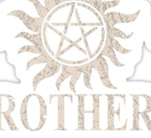 Winchester Since 1983 Brothers Saving People Hunting Things The Family Business - TShirts & Hoodies Sticker