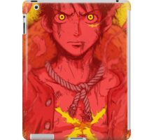 One Piece - Luffy 2.0 [no text] iPad Case/Skin