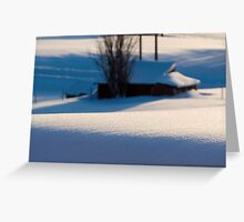 Untouched Greeting Card