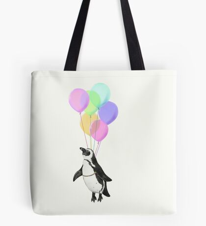I can believe I can fly Tote Bag