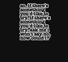 The Smiths Lyrics - ask me Unisex T-Shirt