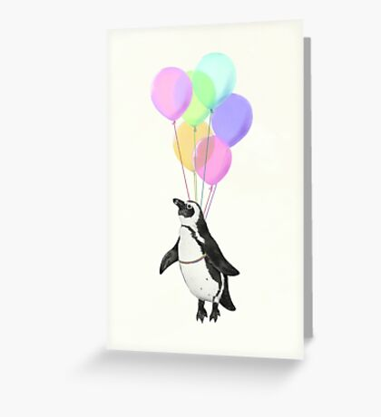 I can believe I can fly Greeting Card