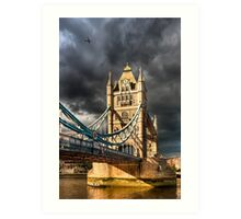 Uniquely London - Tower Bridge Art Print