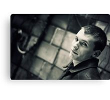 justin s 11 Canvas Print