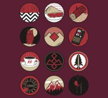 Iconic: Twin Peaks by DeadRight
