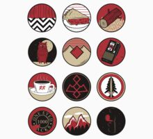 Iconic: Twin Peaks Kids Clothes