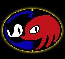 Sonic 3+k logo by Kayla Way