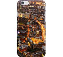 City Lights, London, United Kingdom iPhone Case/Skin