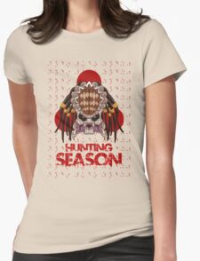 Hunting Season Womens Fitted T-Shirt