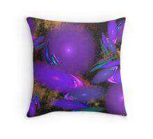Stellar Apophysis Throw Pillow