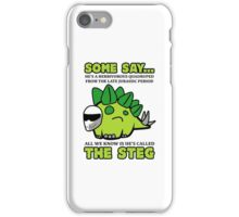 The Steg! iPhone Case/Skin