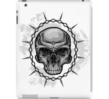 Chained Skull iPad Case/Skin