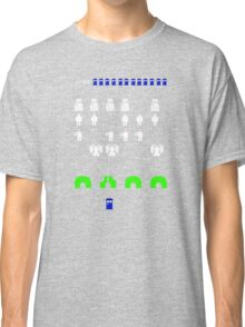 Space Invaders | Doctor Who Classic T-Shirt