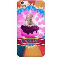 Angel Cupcake iPhone Case/Skin