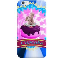 Angel Cupcake V2 iPhone Case/Skin