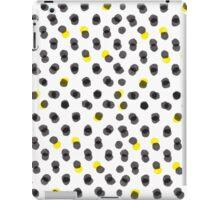 Yellow Eclipse iPad Case/Skin