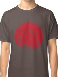 Flying Free 2 Red Large Classic T-Shirt
