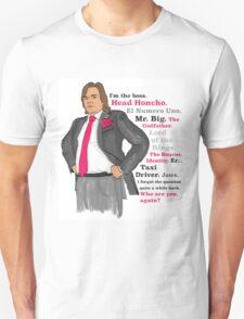 Douglas Reynholm (The IT Crowd) Unisex T-Shirt