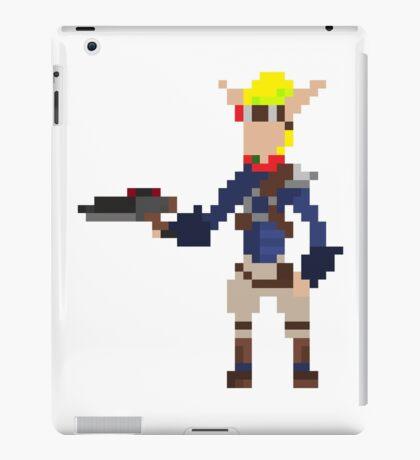 Pixel Jak2 iPad Case/Skin