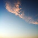 Easygoing Cloud by Steven  Siow