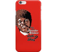 Jules Winnfield - Pulp Fiction iPhone Case/Skin